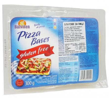 Блатове за пица,300гр