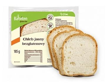 Бял хляб(без глутен)185гр