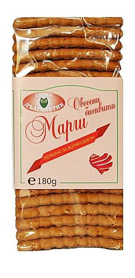 """Диетични овесени бисквити """"Марги"""",180гр."""