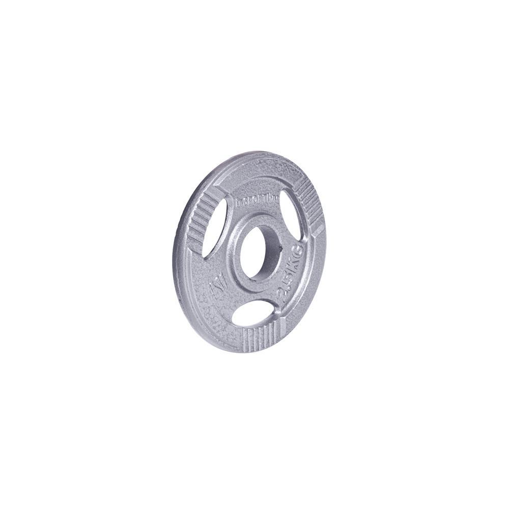 Олимпийски стоманен диск inSPORTline Hamerton 2,5 kg