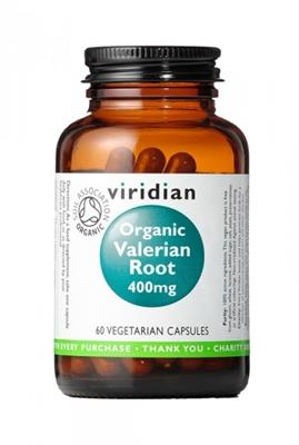 Органичен валериан 400 мг