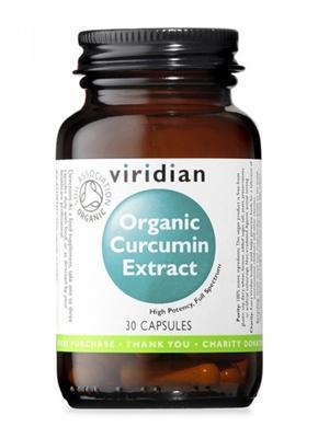 Органичен куркумин екстракт