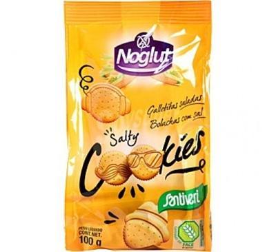 Солени бисквити, без глутен