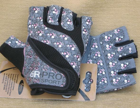 Фитнес-ръкавици,сиви, HOS-HFG-510-B---GR-PRO