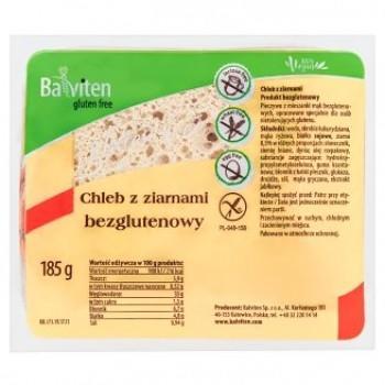 Хляб със семена(без глутен)185гр