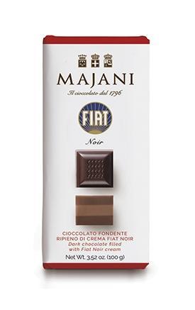 Черен шоколад FIAT,100 гр
