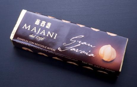 Шоколад с крем Джандуя,100 гр