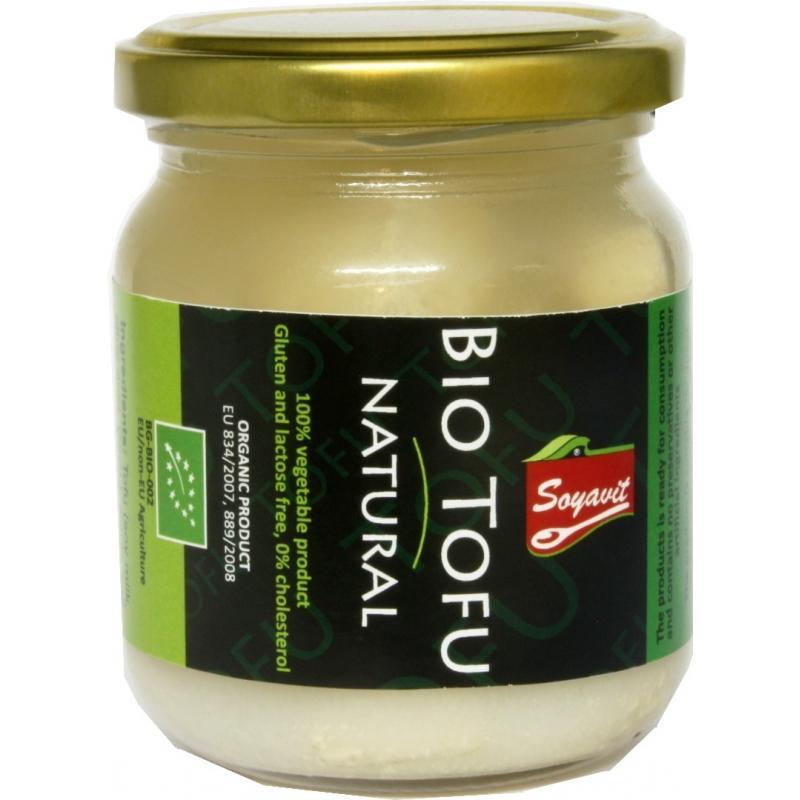 Био мариновано тофу натурално 205гр Соявит