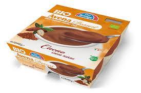 Био овесен десерт с какао