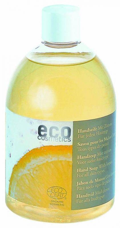 Натурален сапун за ръце с лимон, 500мл