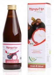 Био сок от мангостан