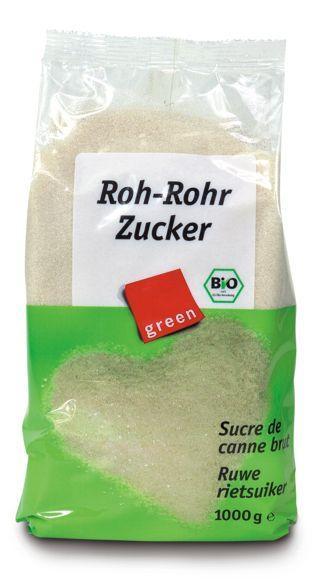 Био нерафинирана тръстикова захар, 1 кг.