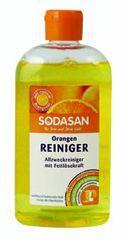 Еко универсален почистващ препарат с портокал