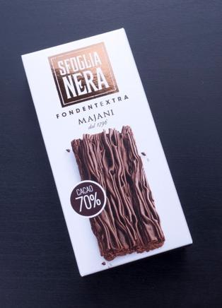 Ронлив черен шоколад екстра,38 гр