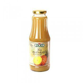Био натурален сок 100% ананас, 1 л