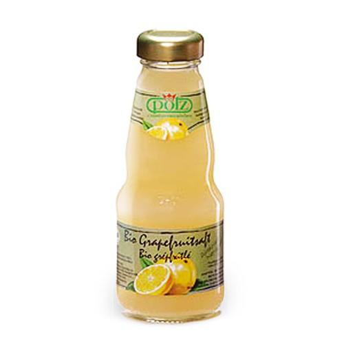 Био сок от грейпфрут 100%, 200 мл