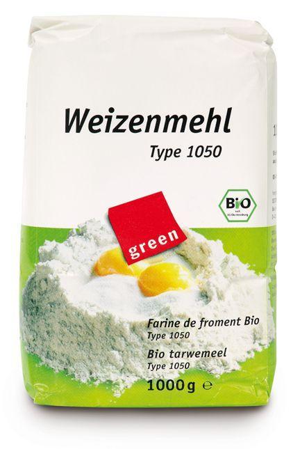 Био пшенично брашно, тип 1050