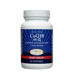Коензим Q10 ЕТ 100 mg x 60 SG капс.