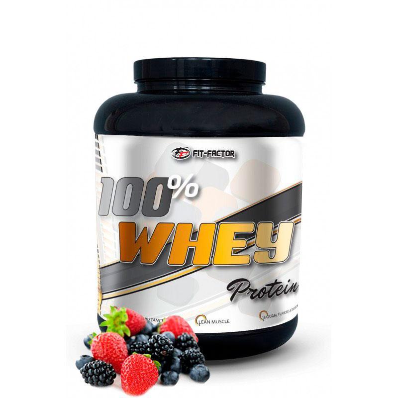 100% Whey Protein - Суроватъчен протеин 2270гр.