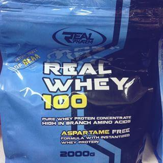 Real Whey 100 700 гр Real Pharm
