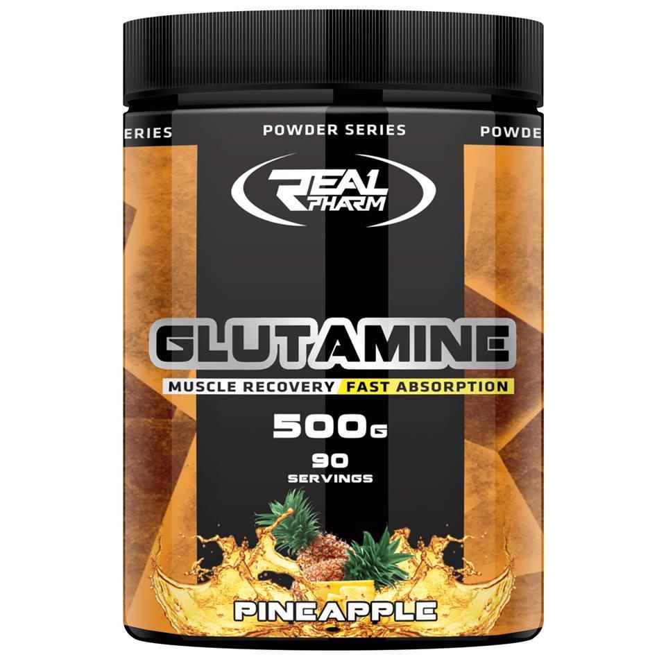 Глутамин 500 гр. Real Pharm