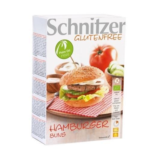 БИО Хамбургер питка (без глутен),125гр.