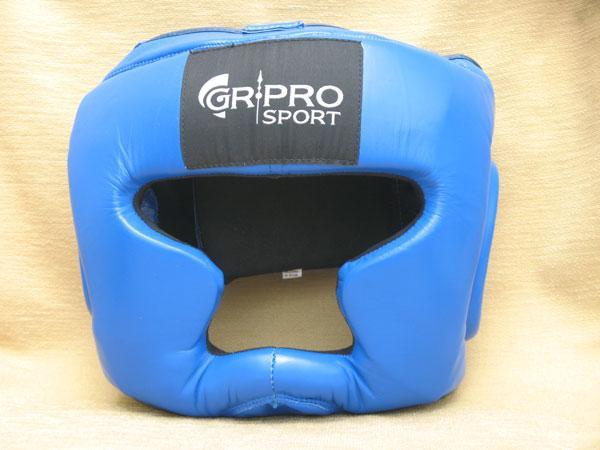 Боксова каска, синя, HOS-HBG-2900  GR-PRO
