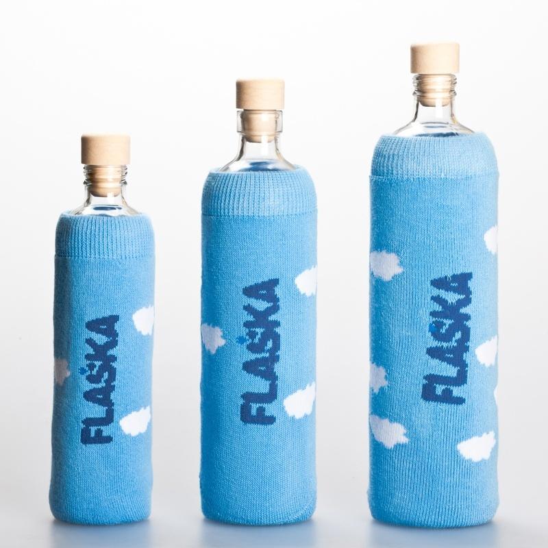 Бутилка за структуриране на вода Flaška