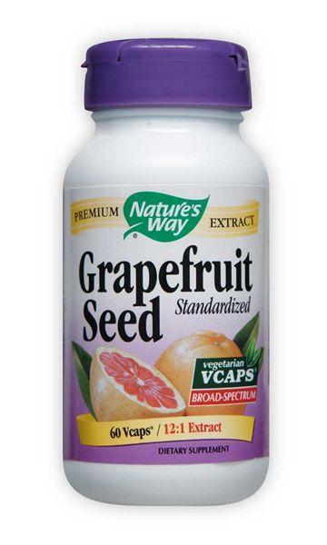 Грейпфрут Семена 250 mg х 60 капс.