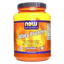 Суроватъчен протеин NOW SPORTS - WHEY PROTEIN - 908 Г