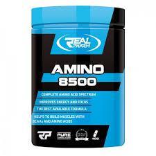 Amino 8500 400 таблетки  REAL PHARM