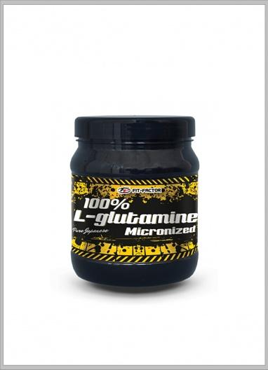 100% Л-глутамин микронизиран 500 gr