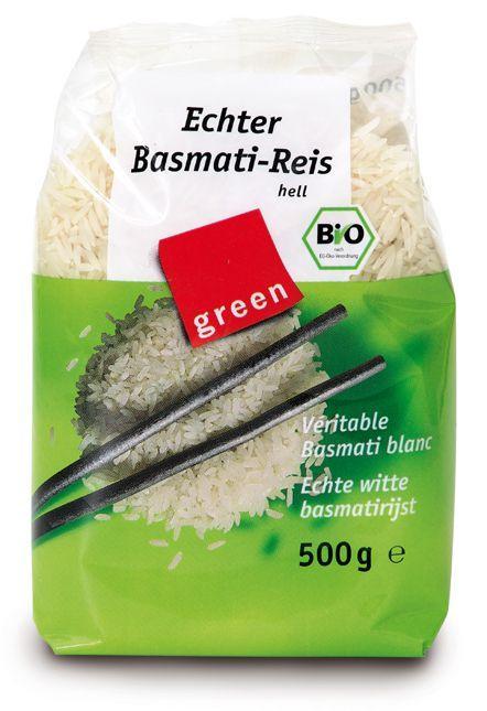 Ориз басмати бял 500г.