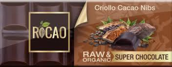 Био суров шоколад с натрошени какаови зърана