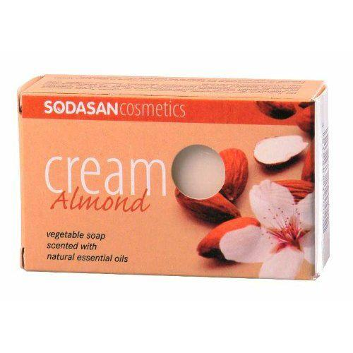 Био сапун Sodasan бадем