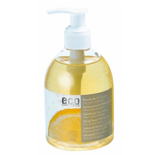 Натурален сапун за ръце с лимон, 300мл