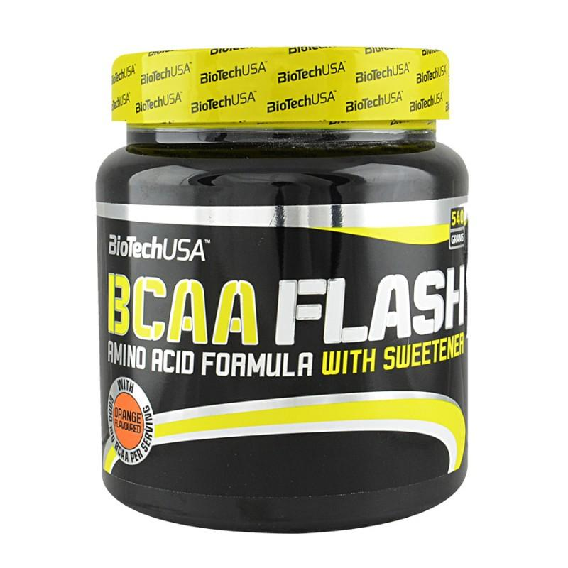 BioTech - BCAA Flash - 540 Г