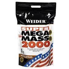 Mega Mass 2000 - 5 КГ - WEIDER