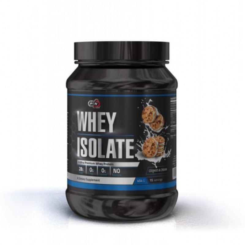 WHEY ISOLATE - 454 Г