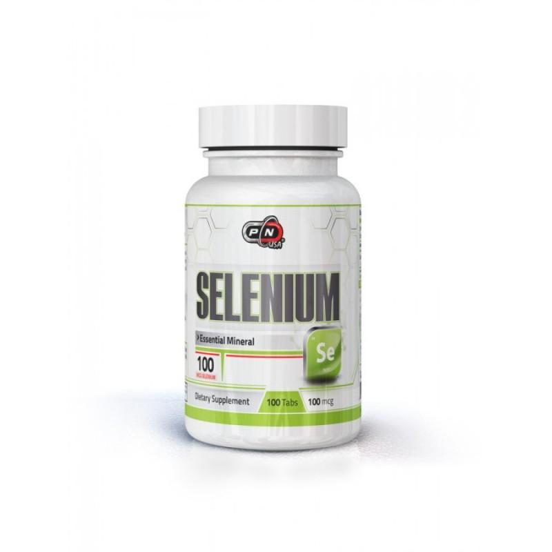Selenium - 100 мкг - 100 Таблетки