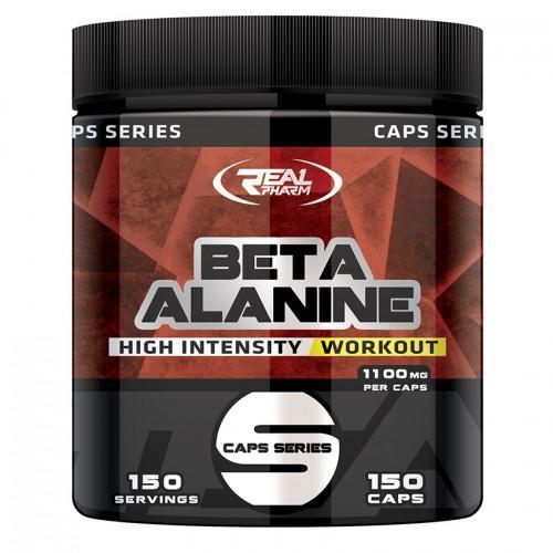 Beta Alanine - 1100mg - 150caps Real Pharm