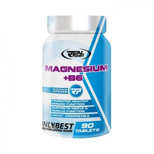 Pharm Magnesium + B6 90 таблетки REAL PHARM