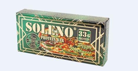 SOLENO® Protein Bar 1бр. X 100 гр.