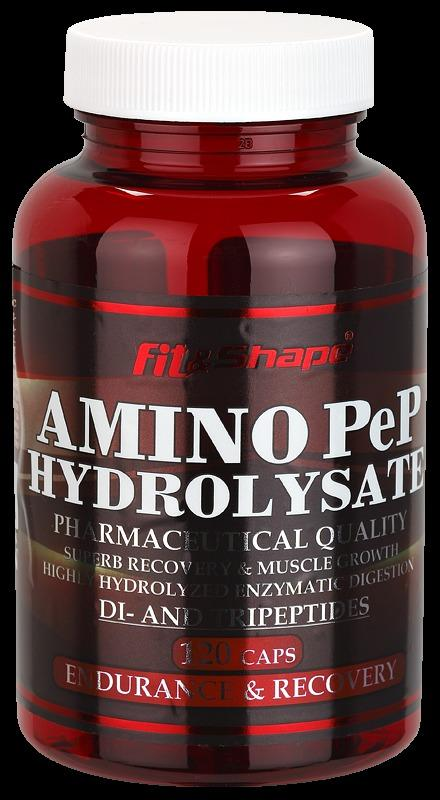 AMINO PeP 120caps FIT & SHAPE