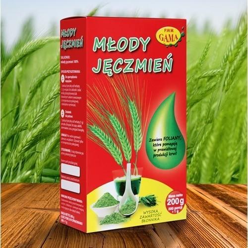 Фин зелен ечемик(стръкове) 100%