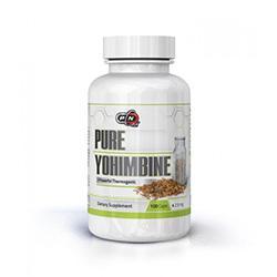100% PURE YOHIMBINE 2.5 МГ - 200 КАПСУЛИ Pure Nutrition
