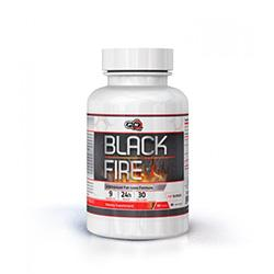 BLACK FIRE - 120 Капсули Pure Nutrition