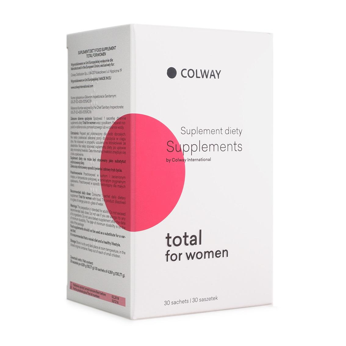Total for Women 30br.COLWAY INTERNATIONAL