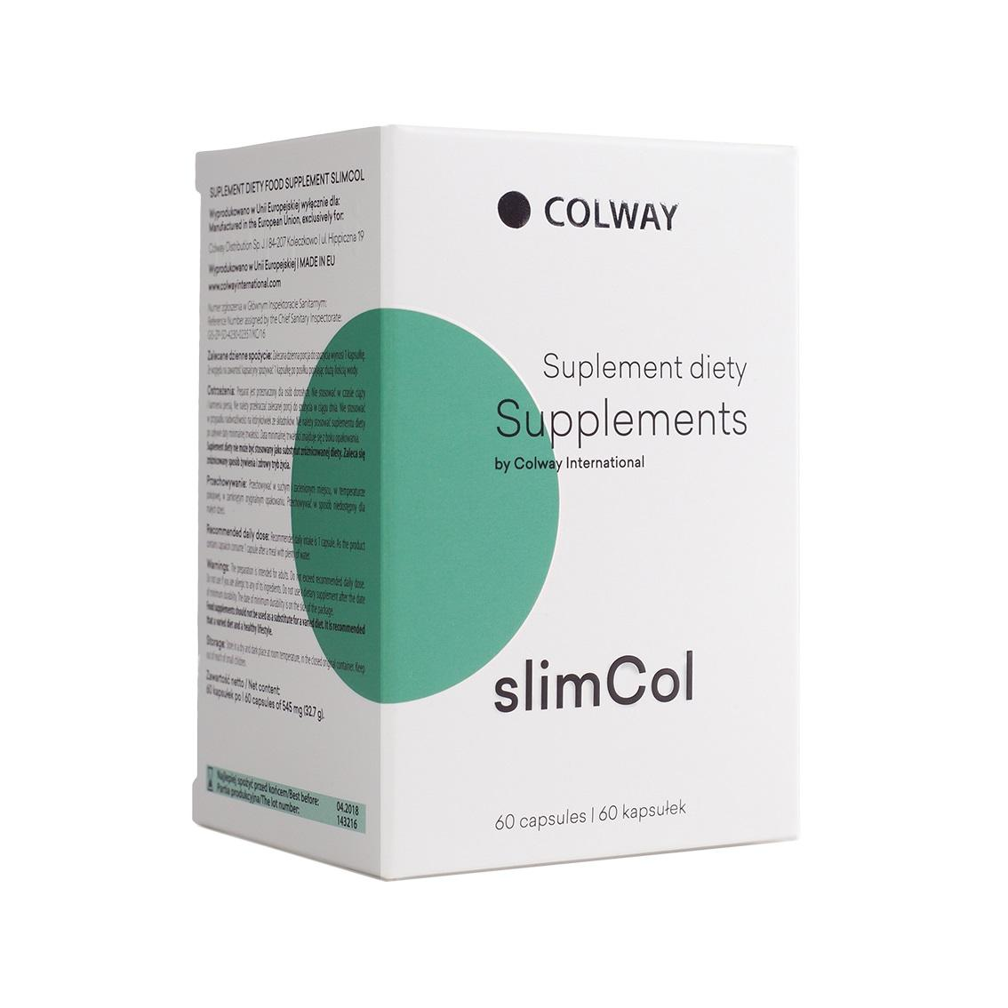 SlimCol SlimCol  60br COLWAY INTERNATIONAL