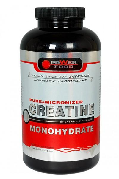 Creatine MonoHydrate 500gr Power Food